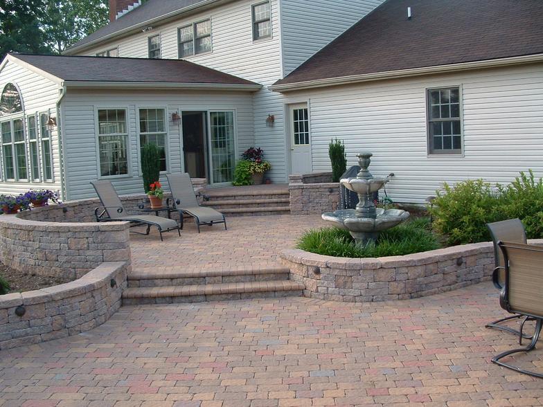 StoneGate Lawn Landscape LLC - Ep henry patio